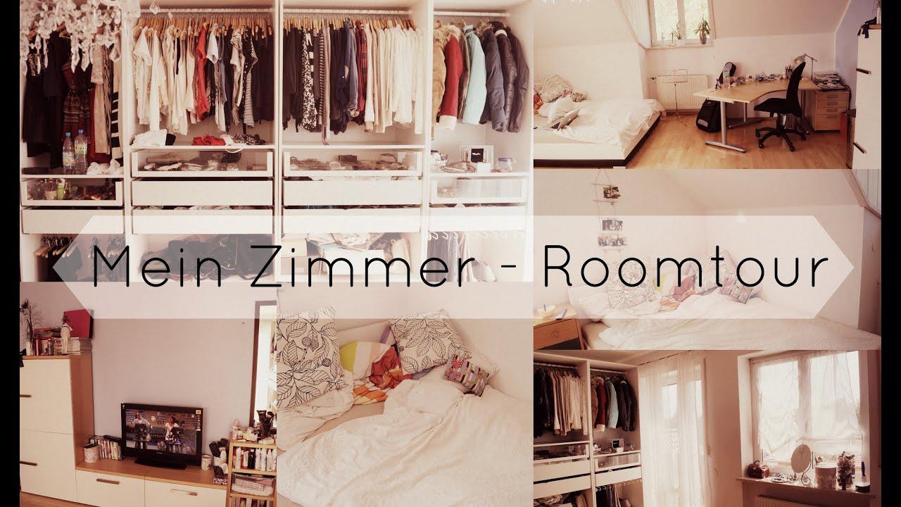 mein zimmer roomtour youtube. Black Bedroom Furniture Sets. Home Design Ideas