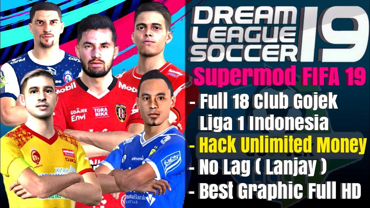 Unlimited 9999 Gamemods Io Dls Dream League Soccer Mod Liga Indonesia Apk Diverpoet