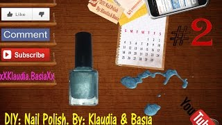 DIY #2: Nail Polish Thumbnail