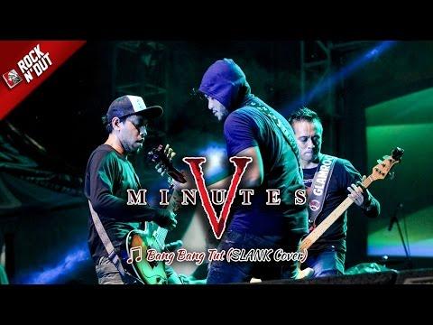 BANG BANG TUT (SLANK) Versi Five Minutes Jadi Lebih Garang! [Live Konser di Bulukumba]