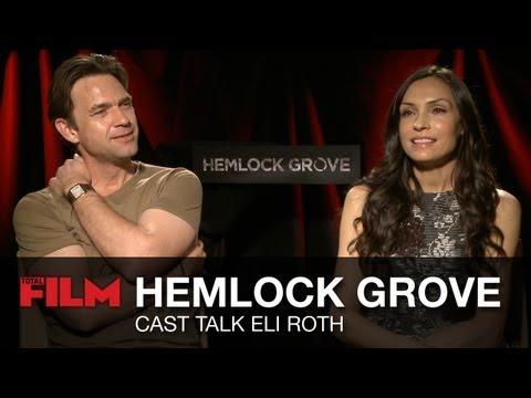 Hemlock Grove Cast Talk Eli Roth's Shocking Mission Statement