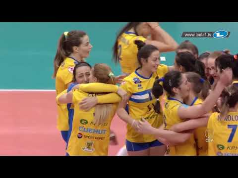 Amazing scenes as Maritza PLOVDIV secure 4th Round place in Champions League
