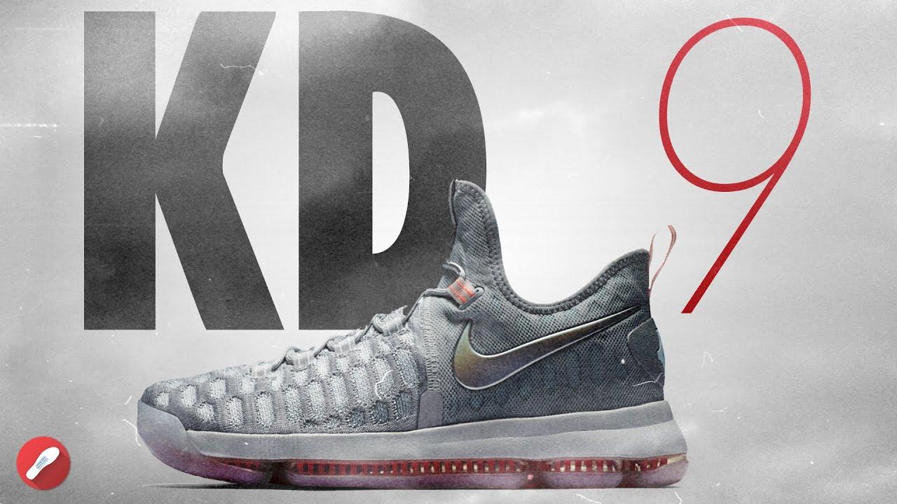 17b4d65d4b2 Nike Kd 9 Performance Review! - YouTube