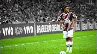 Ronaldinho Gaúcho ● Amazing Skills Show ● Fluminense FC ● 2015/2016 ● ||HD||
