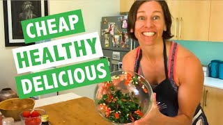 How to make the BEST Raw Rape Salad - #UmoyoLife 003