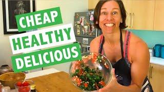How to make the BEST Raw Rape Salad - #UmoyoLife 003