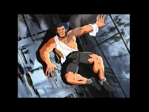 Wolverine vs Cyclops
