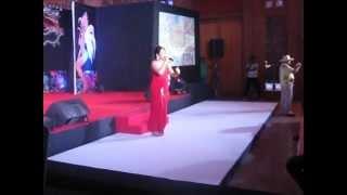 MC Ruchika Davar's entry at Future Generali Awards