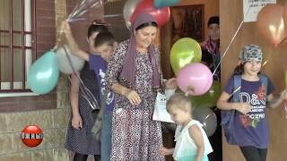 """Благотворительная акция фонда """"Инсан"""" """"Собери сирот в школу""""  2017 г."""