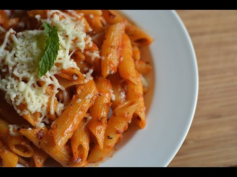 Red Sauce Pasta Recipe