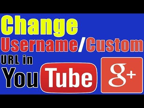 How to Setup Channel Username in Youtube in Urdu/Hindi