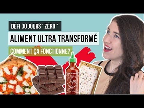 Défi 30 jours zéro aliment ultra-transformé - Cest quoi!? | TRANSFORMATION & PERTE DE NUTRIMENTS