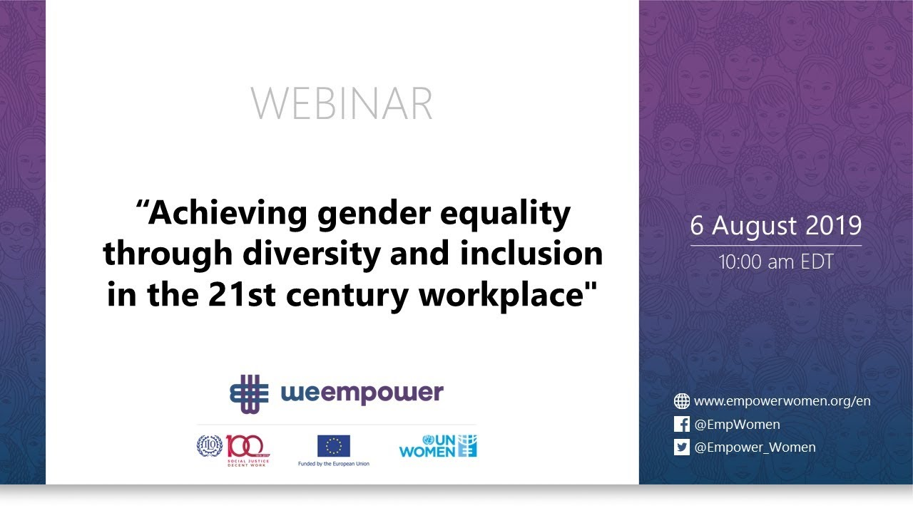 Empower Women - Achieving Gender Equality through Diversity