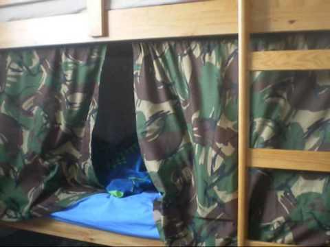 Samuels Bunk Bed Tent 07 September 2009