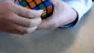 4x4x4 rubik cube f3l method solve