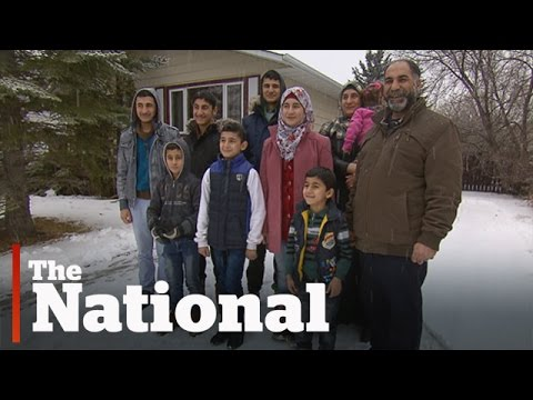 Struggling to Adapt: One Syrian Refugee Family's Story