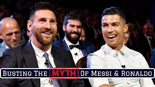 Busting The MYTH About Messi & Ronaldo