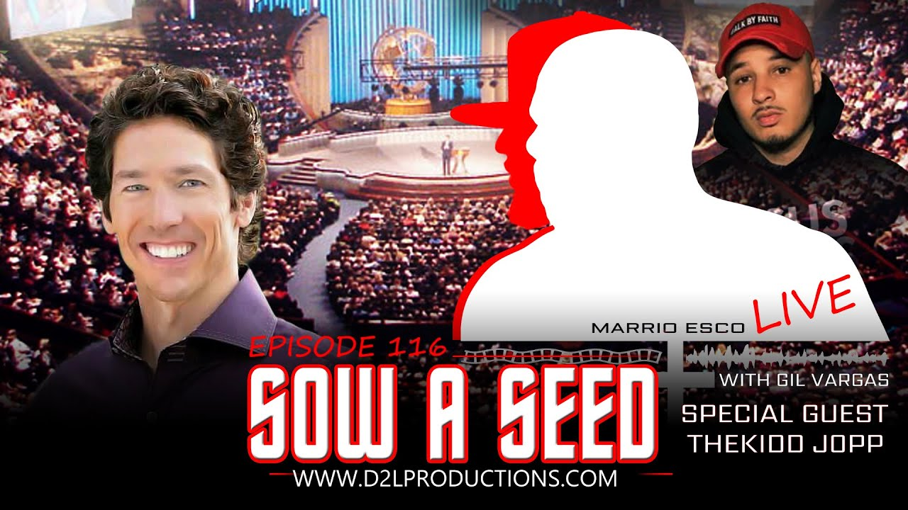 "Marrio Esco Live | Episode 116 ""Sow A Seed"""