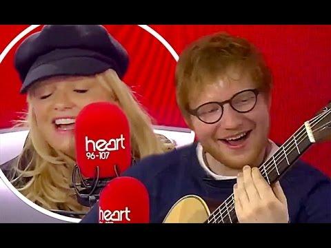 Emma Bunton & Ed Sheeran - Goodbye (Spice Girls cover)