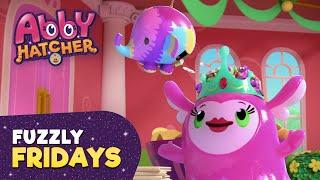 Abby Hatcher   Fuzzly Friday: Princess Flug   PAW Patrol Official & Friends