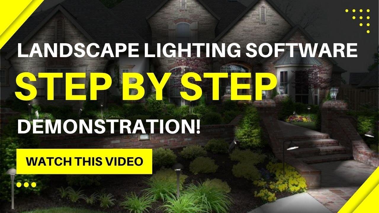 Landscape Lighting Software & Landscape Lighting Software - YouTube azcodes.com