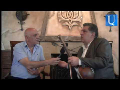 «Բռնաբարում են ժողովրդական ու գուսանական երգերը». Սուրեն Սարգսյանի հարցազրույցը` Աշոտ Վարդանյանի հետ
