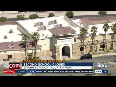 Classes at northwest Las Vegas school canceled due to norovirus