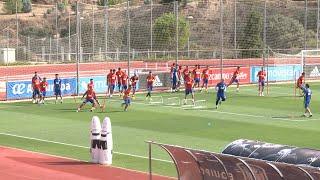 España se juega la clasificación frente a Italia