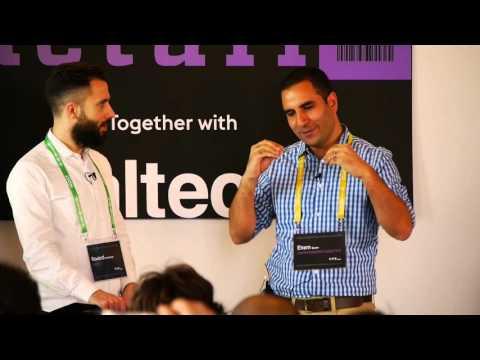 Elram Goren, CommonSense Robotics | WIRED Retail | WIRED