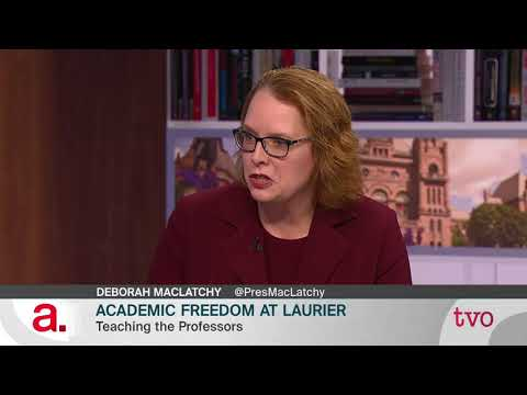 Academic Freedom at Laurier