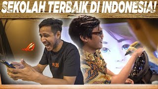 School Tour Episode 1 Part 2 | SMK Raden Umar Said Kudus | SkinnyIndonesian24