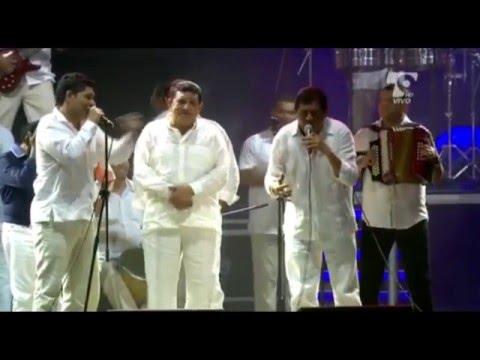 Video de los Hermanos Zuleta cantando en Festival de La Leyenda Vallenata 2016