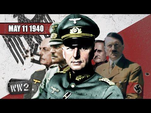 Hitler Strikes in