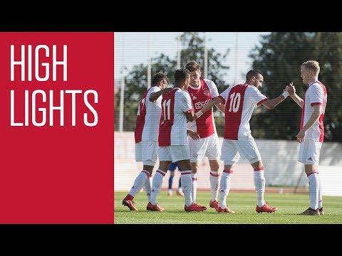 Highlights Ajax - Lyngby BK