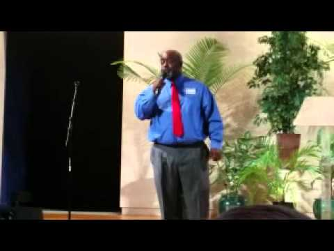 Together In Unity Prayer Breakfast with Edwin Minton