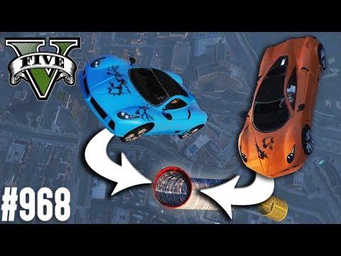 WIR SCHAFFEN ES NICHT HIER REIN! (+Download)| GTA 5 - Custom Map Rennen