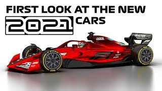 First Look at the NEW F1 2021 Cars