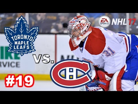 NHL 17 - Montreal Canadiens Franchise #19 - Pacioretty with a Hat Trick