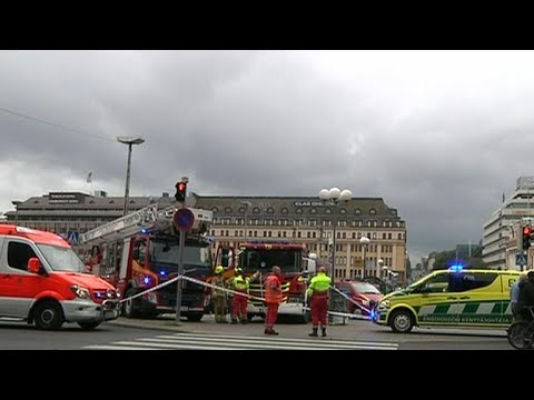 Download Youtube: 2 dead in Finland stabbing attack
