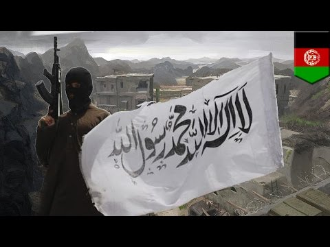 US troops in Afghanistan surrounded by Taliban fighters, US launches airstrikes - TomoNews