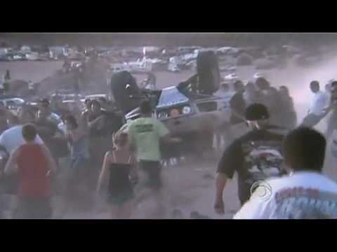 Follow Up, 8 Killed in Off Road Truck Race Crash, Additional Footage, NOT SPAM