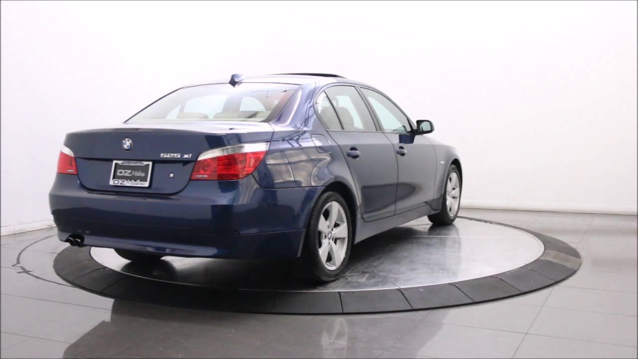 2007 bmw 525i xdrive sport sedan youtube rh youtube com 2007 BMW 525I Interior 2007 BMW 5 Series 525I