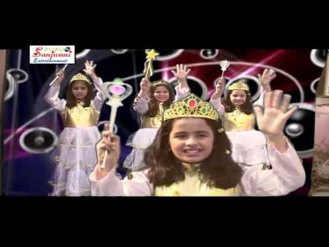 Chulbul Si Anjani Raho Se Aai Pari | Kids Hindi Rhymes