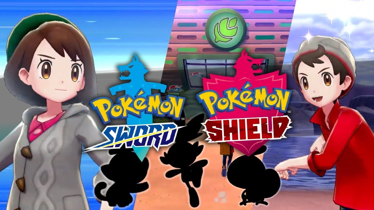 Gen 8 Is Here Teamgrookey Pokemon Sword And Shield Reaction Analysis Thesilverslasher
