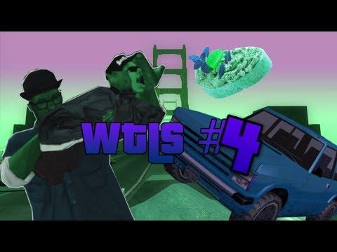 |CZ| SAMP [WTLS #4] Ryder obchodníkem /w LowRyder