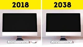 Welche Dinge werden in nur 20 Jahren verschwunden sein?