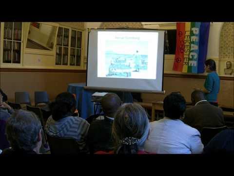 Maya Evans - War and Peace in Afghanistan