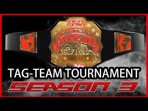 WWE Youtuber Tag-Team Tournament Season 3 Trailer feat. DanTDM, JackSepticEye, Markiplier & More!