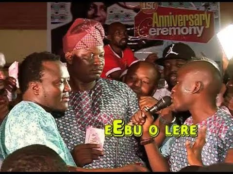 Download EEBU O LERE, A LIVE PERFORMANCE OF ALH.SAHEED OSUPA AND MURI  THUNDER ,PLS.SUBSCRIBE
