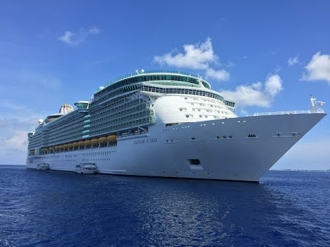 Royal Caribbean Cruise: Freedom Of The Seas Vacation Experience 2016